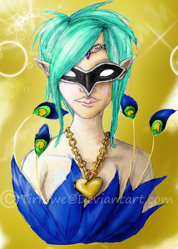 My gaia avatar: Nertea
